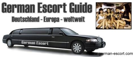 German Escort - der Escort Guide - Europe - Worldwide